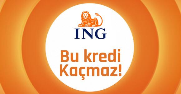 ING'den Nefes Aldıran İhtiyaç Kredisi - Yüzde 1.09 Faiz oranı
